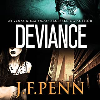 Deviance     The London Psychic Book 3              By:                                                                                                                                 J.F. Penn                               Narrated by:                                                                                                                                 Rosalind Ashford                      Length: 6 hrs and 40 mins     17 ratings     Overall 4.6