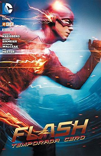 Flash Temporada Cero 3