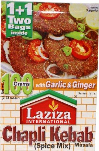 Laziza Chapli Kebab Masala 100g