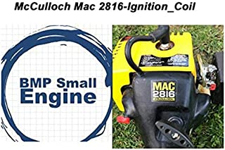 BMotorParts Ignition Coil Module for McCulloch 302138 Mac 2816 Trimmer