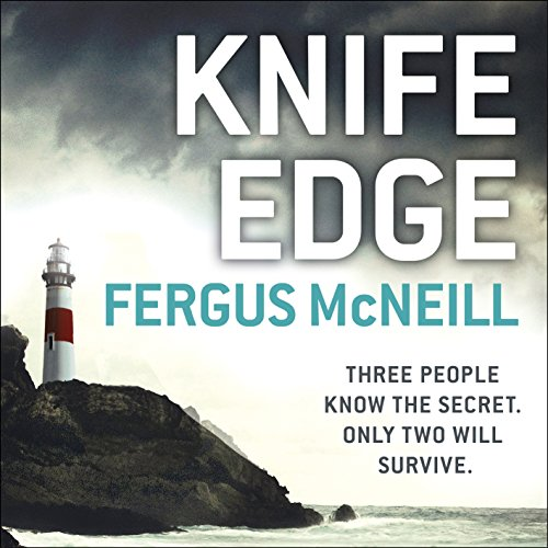 Knife Edge audiobook cover art