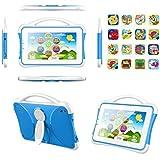 tablette tactile enfants 7 pouces hd tablette Éducative enfants -1go ram 16go rom -quad core -android (bleu)