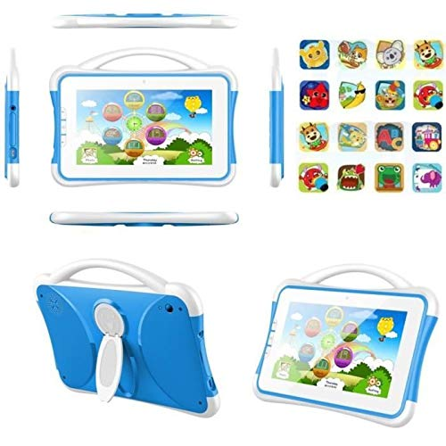 Tablette Tactile Enfants 7 Pouces HD Tablette Éducative...
