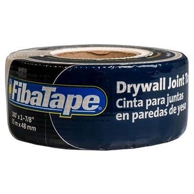 Saint-Gobain ADFORS FDW6693-U FibaTape Drywall Joint Tape, 1-7/8-Inch x 50-Feet, White