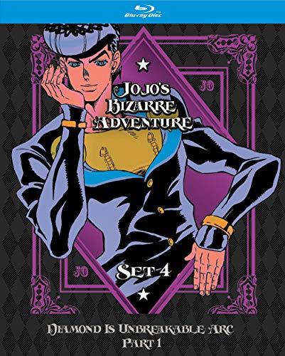 JoJo's Bizarre Adventure Set 4: Diamond Is Unbreakable Part 1 [Blu-ray]
