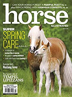 Horse Illustrated (B00283LGOG) | Amazon price tracker / tracking, Amazon price history charts, Amazon price watches, Amazon price drop alerts