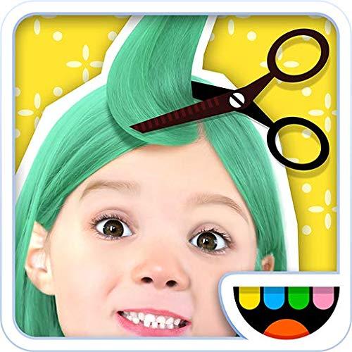 『Toca Hair Salon Me』の1枚目の画像