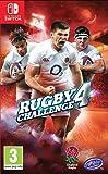 Rugby Challenge 4 Boite en Anglais/Jeu en Français (Nintendo Switch)