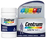 Centrum Men 50+ – Multi Vitamines et Minéraux – Complément...