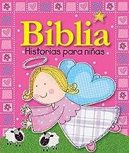 Biblia historias para niñas (Spanish Edition)