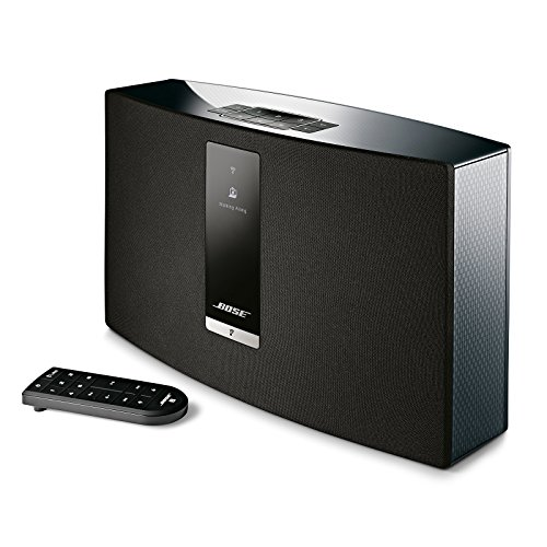 Bose SoundTouch 20 Series III Wireless Music System - Black (738063-1100)