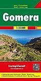Gomera, Autokarte 1:35.000 (freytag & berndt Auto + Freizeitkarten)