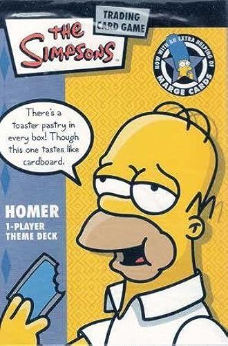 n ° 1 en línea The Simpsons Lisa 1-Player 1-Player 1-Player Theme Deck  venta de ofertas