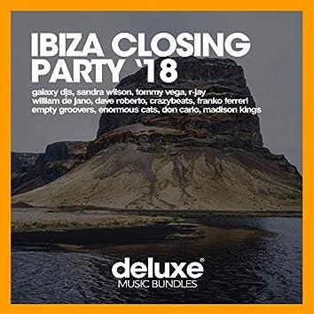 Ibiza Closing Party '18