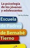 La psicología de los jóvenes y adolescentes: De 9 a 20 años (Escuela de padres)