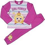 Mädchen Emoji Schlafanzüge Vier Designs 6-7 Jahre 8-9 Jahre 10-11 Jahre 12-13 Jahre - Mädchenpower, 12-13 Jahre