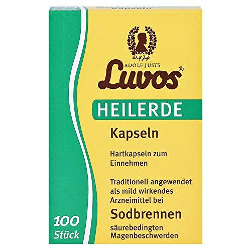 LUVOS Heilerde Kapseln, 100 St