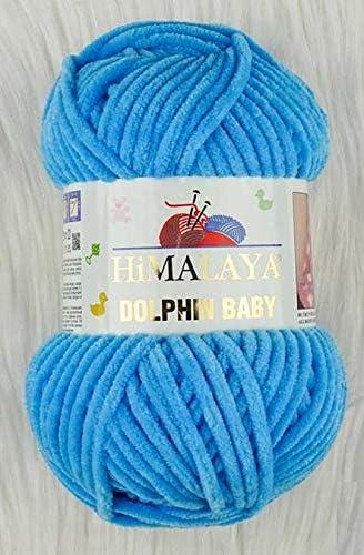 Himalaya Dolphin Baby 4 Popularity Skein Knitting 4x100 11 Gram Cheap mail order sales Yarn 14 oz