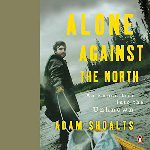 Page de couverture de Alone Against the North
