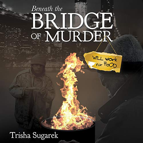 Beneath the Bridge of Murder audiobook cover art