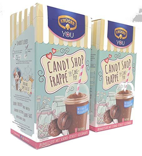 Krüger You Candy Shop Frappé Typ Cake - Pop 2er Pack 2 x 250g