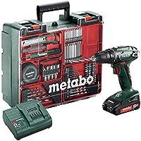 Metabo 602207880 Accuboormachine BS 18 Mobiele Werkplaatsset