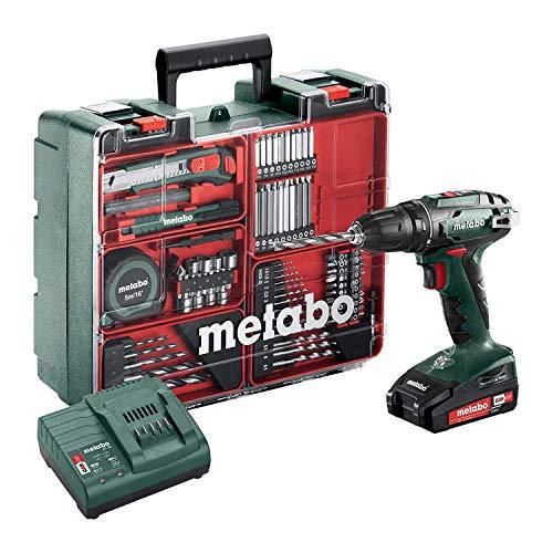 Metabo BS 18 Set  602207880 Bild