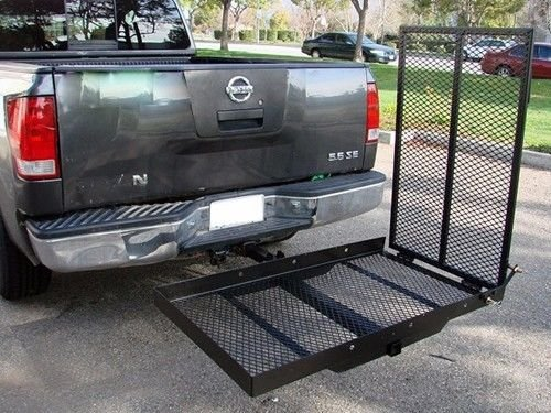 Foundation Deals New Mobility Carrier Wheelchair Scooter Rack Disability Medical Ramp Hitch Mount