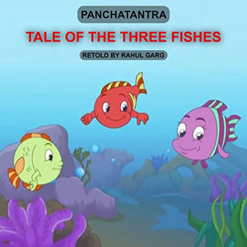 Tale of the Three Fishes audiobook cover art