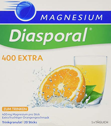 Magnesium Diasporal 400 Extra, 20 Stück