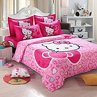 Best hello kitty bedding double Reviews