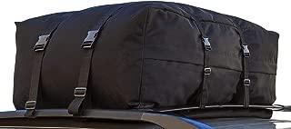 Motorup America Rooftop Cargo Carrier Water-Proof Bag - Fits Select Vehicles Car Truck Van SUV