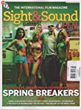 Sight & Sound Magazine May 2013