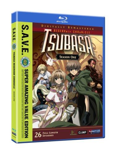 Tsubasa RESERVoir CHRoNiCLE - Season 1 Box Set S.A.V.E. [Blu-ray]