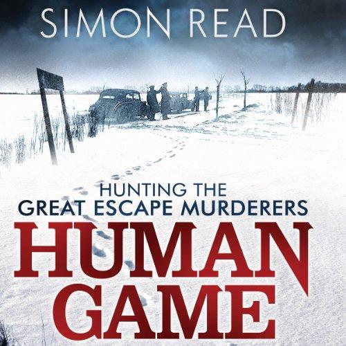 Human Game audiobook cover art