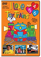 I Love Toy Trains 4-6 [DVD] [Import]