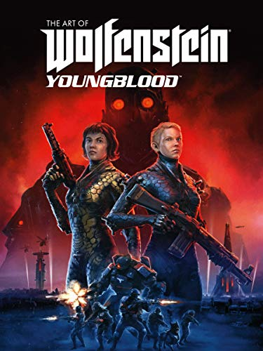 Art Of Wolfenstein: Youngblood