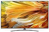 LG 75QNED919PA TV 189 cm (75 Zoll) QNED MiniLED Fernseher (4K Cinema HDR, 120 Hz, Smart TV) [Modelljahr 2021]
