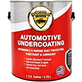 Woolwax Undercoating Protection, Rust Inhibitor and Prevention, Anti Corrosion Multi Purpose Penetrant and Lubricant Lanolin Formula, 1 Gallon Straw Clear Color