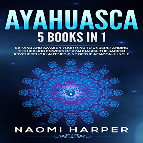 Ayahuasca  By  cover art