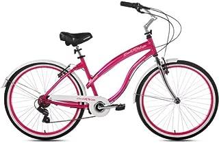 KENT 2634 Del Rio Women39;s Cruiser Bike, Magenta