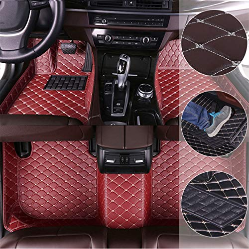 Car Floor Mats for Chevrolet Silverado High...
