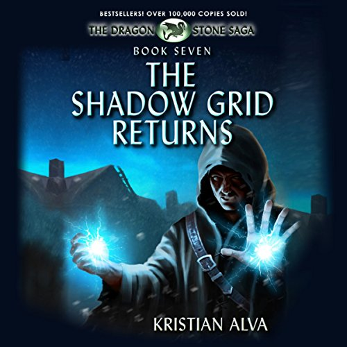 The Shadow Grid Returns audiobook cover art