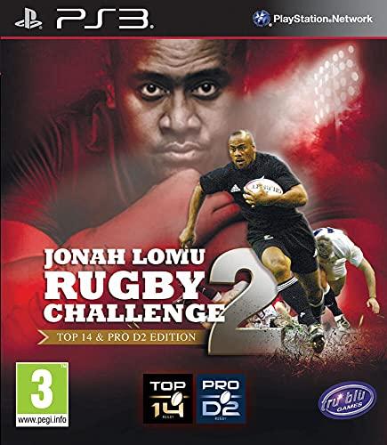 Jonah Lomu Rugby Challenge 2 [Importación Francesa]