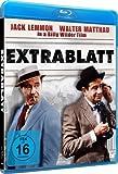Bluray Klassiker Charts Platz 21: Extrablatt (Front Page) [Blu-ray]