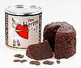 Hanauer BIO Brownie (Glutenfrei), 1er Pack (1 x 170 g) 898 -