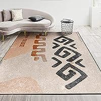 カーペット ラグ リビングルーム ラグマット ハイエンドおしゃれ 洗える 夏用 じゅうたん ホットらぐ こたつ 滑り止め 絨毯 こたつしきマットcarpet HGfghj100 (80*160CM(0.8畳))