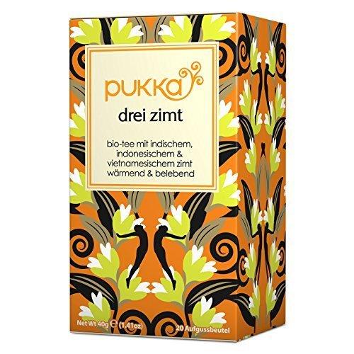 Pukka Herbs Three Cinnamon Tea 20 Sachet x 1 by Pukka Herbs