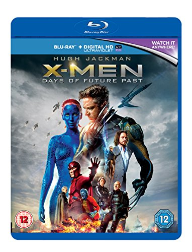 X-Men Days Of Future Past BD [Blu-ray]
