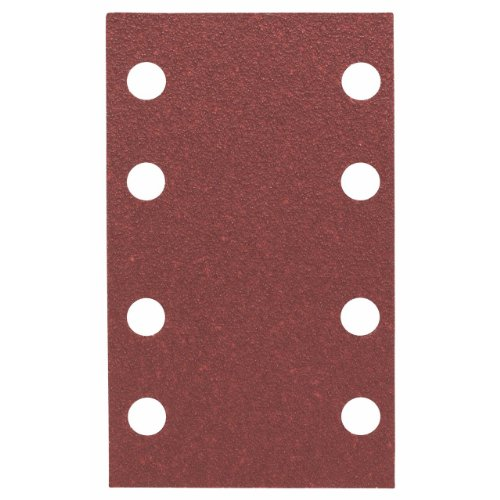 Bosch Professional Schleifblatt für Schwingschleifer Holz und Farbe Expert for Wood an Paint (10 Stück, Körnung 60, C430)